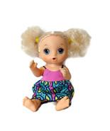 Hasbro Baby Alive Super Snacks Snackin Noodles Doll Blonde Hair Blue Eye... - $12.83