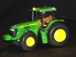Die-Cast Model 7720 John Deere toy tractor AA19-1617 Vintage image 3