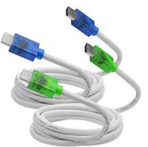 PDP Rock Candy HDMI Cable - PlayStation 4 PS4 Xbox One Wii Lot of 6 Gree... - $21.28