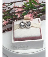 Authentic Pandora Night and Day Clip Charm For Bracelet