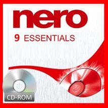 Nero 9 Essentials Full Version v9.4.12 Burn Copy Backup Edit Create burn... - $3.15