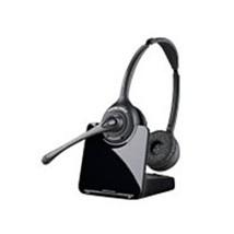 Plantronics 84692-11 CS520 DECT 6.0 Wireless Headset - Over-the-Head - B... - $164.24