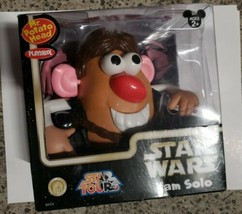 NIB Star Wars Yam Solo Disney Parks Exclusive 2007 Mr Potato Head Star Tours NIB - $95.37
