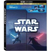 Star Wars Rise of Skywalker Walmart Limited Edition (4K Ultra HD/Bluray/Digital) image 1