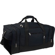 Carry On Duffel Bag Gear Luggage Travel Gym Sports Camping Tote Duffle P... - $33.12