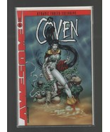 The Coven #5 - Dynamic Forces Exclusive - Awesome - Certificate of Authe... - $24.49