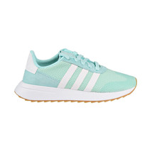 Adidas Flashback Runner Women's Running Shoes Aqua-White-Gum DB2122 - $44.95