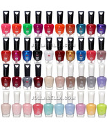 Ruby Kisses HD Nail Polish Colors Pastel Glitter Solid Manicure *56 Shad... - $1.99