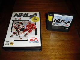 NHL 96 (Sega Genesis, 1995)  - $12.86