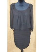 B Darlin womens size small black dress club ware cocktail formal dress l... - $26.68