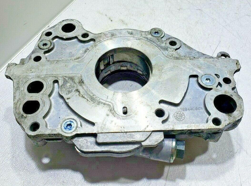 Front Cover Oil Pump LPOP Water Ford F250/F350 Powerstroke 6.0 1884409C1 image 4