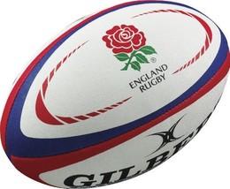 Gilbert England Replica Rugby Ball image 1