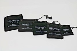 Diamond Grind Quality Kitchen Accessory Bags Bag Lot of 5 Sizes 40mm - 90mm - $7.69