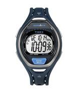 Timex IRONMAN Sleek 50 Full-Size Resin Strap Watch - Blue - $80.18