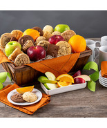 Fruit & Baked Goods: Gourmet Gift Basket - $84.99