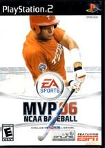 MVP NCAA Baseball 06 [PlayStation2]  - $8.50