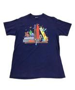 VINTAGE Hanes Reading Council Shirt Size Medium Southwest Book Nerd Tee ... - $27.33