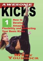 Awesome Series #1 Women Karate Kicking Taekwondo Karate Kenpo DVD Mary Y... - $19.99