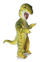 Underwraps Costumes Baby Toddler's T-Rex Costume Jumpsuit, Green, Large ... - £25.83 GBP