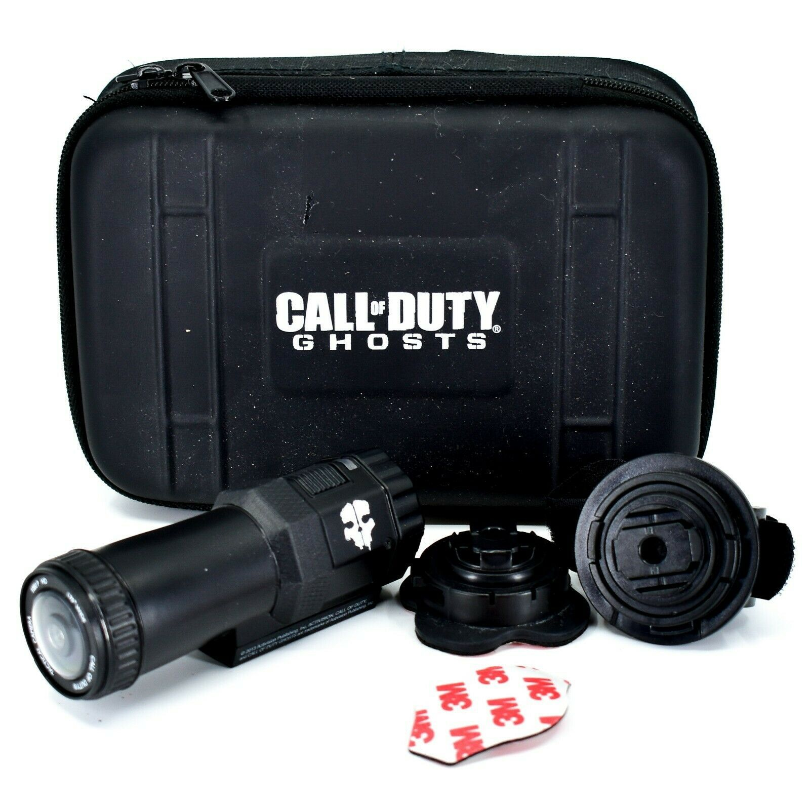 Call of Duty Ghosts 1080p HD Tactical Camera with Case & Accessories