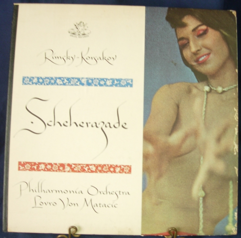 Lovro Von Matacic & Philharmonic Orchestra - Rimsky-Korsakov - Angel 35767