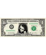 HEATH LEDGER Joker on REAL Dollar Bill Cash Money Bank Note Currency Dinero - $183,57 MXN