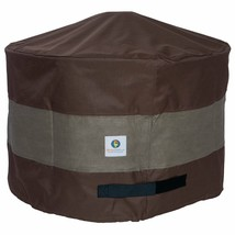Duck Covers Ultimate Round Fire Pit Cover, 36-Inch - $21.90