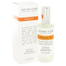 Demeter Pumpkin Pie Cologne Spray 4 Oz For Women  - $33.33