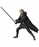 S.H.Figuarts Star Wars Luke Skywalker -Battle of Crate Ver (The Last Jed... - $115.50