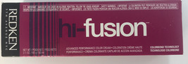 REDKEN - HI Fusion - Hair Color 2.1 oz 60 g ml - Ch - Chrome - $9.49
