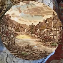 Johnson Brothers ironstone Olde English Countryside transferware Dinner ... - $12.11