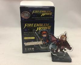 Narcian Fire Emblem Heroes - 1in Mini Acyrlic Figure Stand D4 Vol 5 Nintendo  - $13.85
