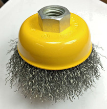 "Wire Brush 10/"" Steel Narrow Design /_ CAL-HAWK CZWBB"