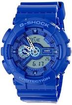 Casio G-SHOCK Men's GA110BC-2A Blue - $179.45