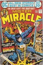 Mister Miracle Comic Book #9 DC Comics 1972 FINE+ - $11.18