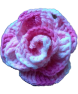 Beautiful wool roses were handmade by for every woman.Different colors available - $2.99