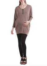 Stylish/Large Size/Quality Fabrics Maternity Dress(Long-sleeved Shirt) image 2
