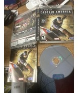 Captain America: Super Soldier (Sony PlayStation 3, 2011) Complete - $35.52