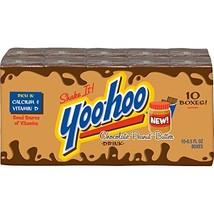 Yoo-Hoo Chocolate Peanut Butter Drinks, 10pk
