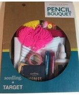 Seedling and Target Design Your Own Pencil Bouquet Girl Craft 8+ Years - $11.58