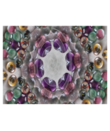 Kaleidoscope Background 45a-Digital ClipArt-Art Clip-Gift Tag-Tshirt-Scr... - $3.99