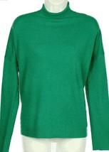 J. Crew Collection Cashmere Sweater Green Sz. S Style 40312 - $73.59