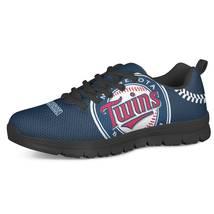 Minnesota Twins Men Fan Unofficial Running Shoes, sneakers Trainers Unisex - $69.99