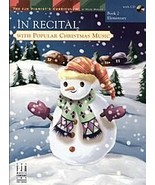 In Recital! with Popular Christmas Music, Book 2 - $9.01