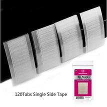 No Shine Single Sided Tape Tabs for Tape Hair Extensions Seamless Skin W... - $17.62