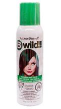 New Jerome Russell B Wild Temporary Hair Color Spray 3.5 OZ Jaguar Green