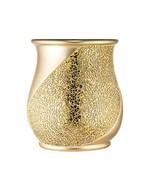 Popular Bath Waste Basket, Sinatra Collection, Champagne/Gold - ₹2,457.69 INR