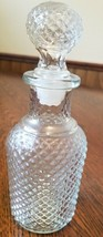 VIntage Avon Pressed Glass Apothecary Decanter Bottle - $6.93