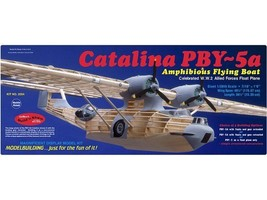 Guillow's Consolidated PBY Catalina Balsa Wood Model Airplane Kit GUI-2004 - $108.90