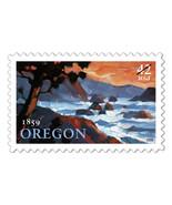 2009 42c Oregon Statehood Scott 4376 Mint F/VF NH - $1.26 CAD